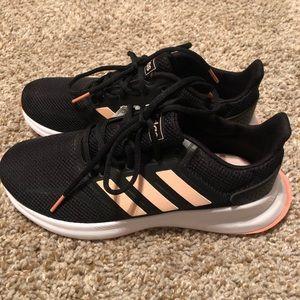 Adidas Runfalcon Core Black 12K - Running Shoes